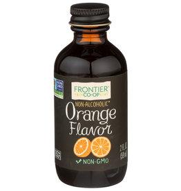 Frontier Orange Flavor 2 oz