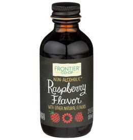 Frontier Raspberry Flavor 2 oz
