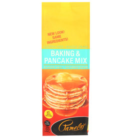 Pamelas GF Baking and Pancake Mix 24 oz