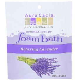 Aura Cacia Relax Lavender Foam Bath 2.5oz