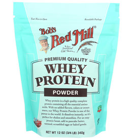 BOBS RED MILL WHEY PROTEIN CONCENTRATE 12 OZ