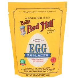 BOBS RED MILL EGG REPLACER GF 12 OZ