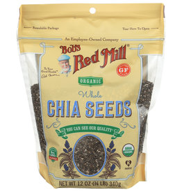 Bobs OG Chia Seeds 12oz