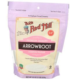 Bobs Premium Quality Arrow Root Starch/Flour 16 oz