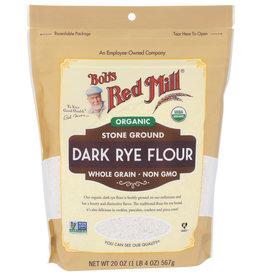 Bob's Dark Rye Flour OG 20oz