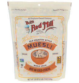 Bobs Old Country Style Muesli 18 oz