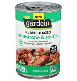 Gardein Soup Minestrone Sausage