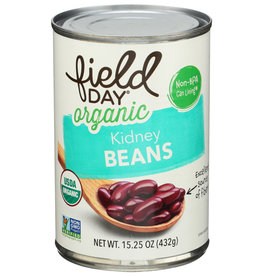 Field Day OG Kidney Beans 15.5 oz