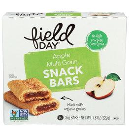 Field Day Cereal Bar Apple Cinn