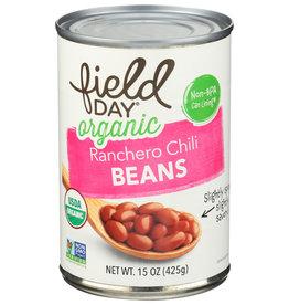 Field Day OG Ranchero Chili Beans 15 oz