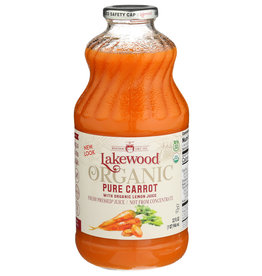 Lakewood OG Pure Carrot Juice 32 oz