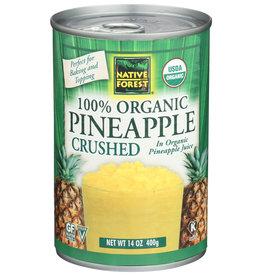 Native Forest OG Crushed Pineapple 14 oz