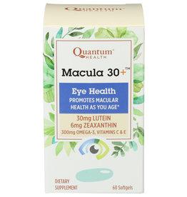 Quantum Health Macula 30+ Eye Health 60 Soft Gels