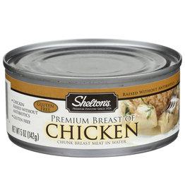 SHELTON CHKN WHITE MEAT 5 OZ