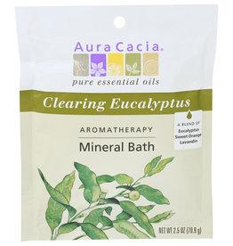 Aura Cacia BATH MNRL EUCALYPTUS CLEA 2.5 OZ