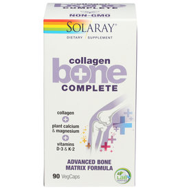 Solaray Collagen Bone Complete 90 Veg Capsules