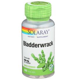 Solaray Solaray Bladderwrack 580mg 100 Veg Capsules