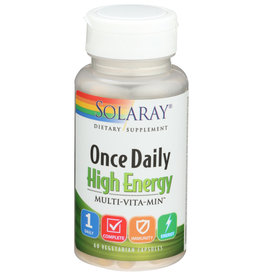 ONCE DAILY HIGH ENERGY60 CAP