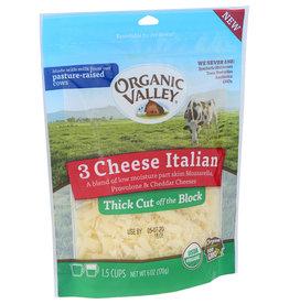 Italian 3 Cheese Blend Shredded