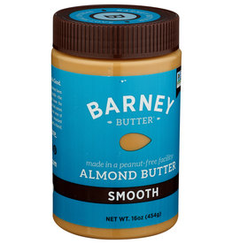 Barney Smooth Almond Butter 16 oz