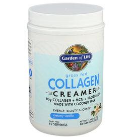 Garden of Life Collagen Creamer Vanilla