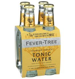 Fever Tree Soda 4Pk Tonic Water - 27.2 FO