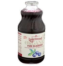LAKEWOOD LAKEWOOD OG PURE BLUEBERRY JUICE 32 OZ