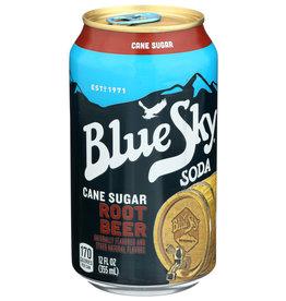 BLUE SKY BLUE SKY ROOT BEER SODA 6/ 12 OZ