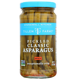 Stonewall Kitchen Pickled Classic Spicy Asparagus