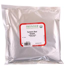 M Turmeric Root Ground Organic