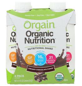 ORGAIN® Orgain OG Nutrition Creamy Chocolate Fudge Nutritional Shake