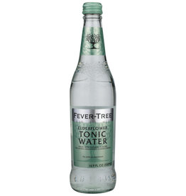 FEVER TREE WATER TONIC ELDERFLOWER 16.9 FO