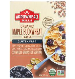 Arrowhead OG Maple Buckwheat Flakes 10 oz