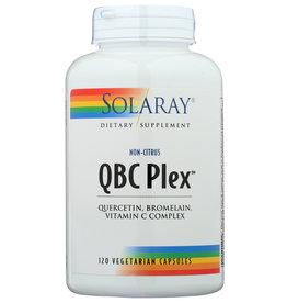 Solaray QBC Plex 120 Veg Capsules
