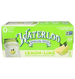WATERLOO® WATERLOO WATER SPRKLG LIME 8PK 96 FO