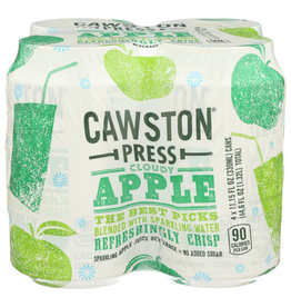 CAWSTON PRESS® Cawston Press Cloudy Apple 4pk