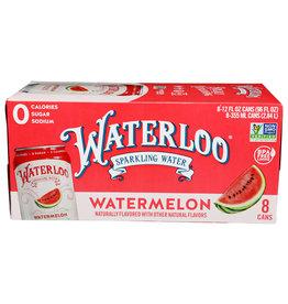 WATERLOO® Waterloo Watermelon Sparkling Water 8/12oz