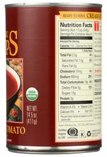 Amys OG Cream of Tomato Soup 14.5 oz
