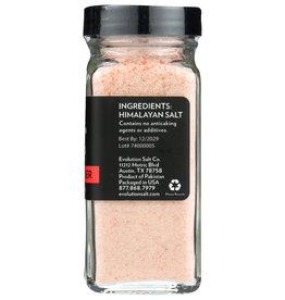 EVOLUTION SALT SALT SHAKER GLASS JAR 5 OZ
