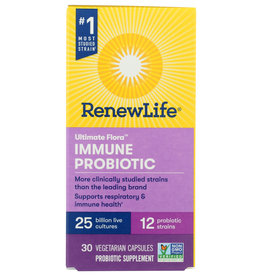 Renew Life Ultimate Flora Immune Probiotic
