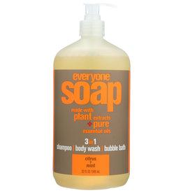 EVERYONE SOAP CITRUS MINT 32 OZ