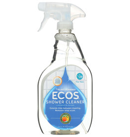 Earth Friendly ECOS CLEANER SHOWER 22 OZ
