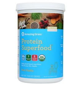 Amazing Grass Protein Superfood Vanilla Flavor