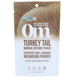 OM ORGANIC MUSHROOM NUTRITION TURKEY TAIL MATRIX 100G 100 GM