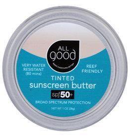 All Good Tined Sunscreen Butter