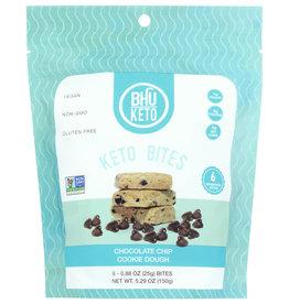 Keto Bites; Chocolate Chip Cookie Dough
