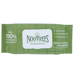 Nootrees Wipes Wet Family
