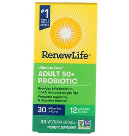 RENEW LIFE Renew Life Adult 50+ 30 Veg Caps