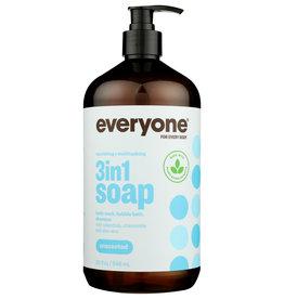 EVERYONE SOAP LIQ EVERYONE UNSCNTD 32 OZ