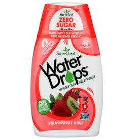 Sweetleaf Water Drops Strawberry Kiwi